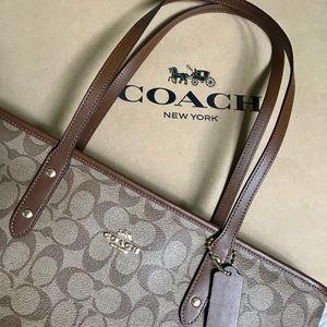 COACH bag - NWOT